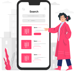 VenueNow Search Wizard