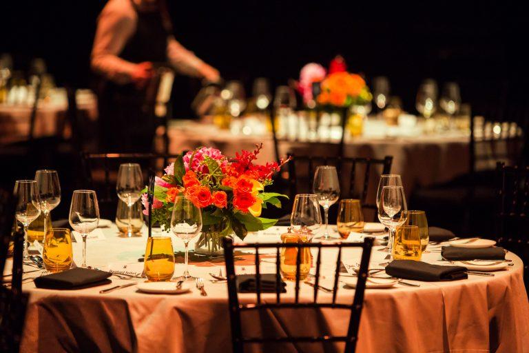 Arts Centre Melbourne State Theatre dinner