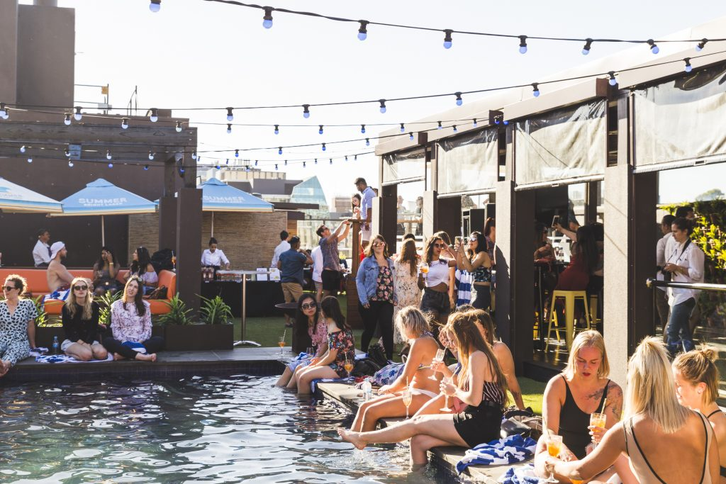 The Pool Deck Last Hurrah