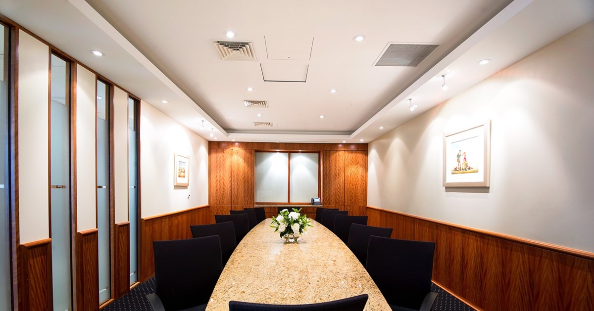 cost of meeting room in perth