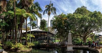 Botanic House Sydney Function Venue