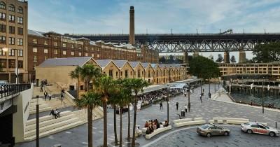 Campbells Stores Sydney Function Venue