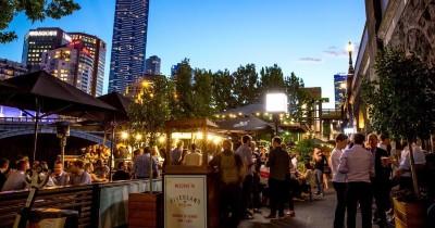 Riverland Bar Melbourne Function Venue