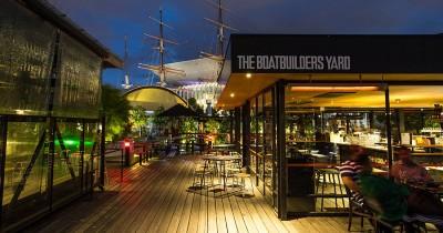 The Boatbuilders Yard Melbourne Function Venue
