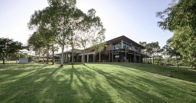 Waterview in Bicentennial Park Sydney Function Venue