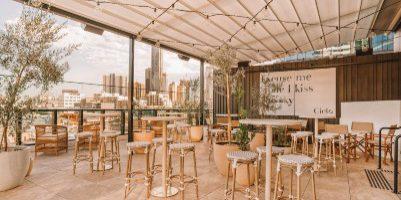 Cielo Rooftop Bar Brisbane Function Venue