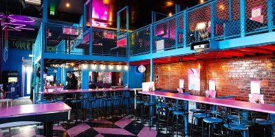 Evie's Disco Diner Melbourne Function Venue