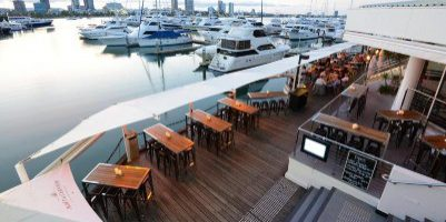 Glass Dining & Lounge Bar Gold Coast Function Venue