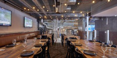 King Street Wharf Sporting Globe Sydney Function Venue