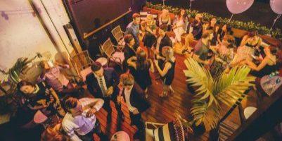 Les Bubbles - Bath House Brisbane Function Venue