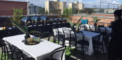 Mission Caters Rooftop Melbourne Function Venue
