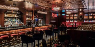 Roosevelt Lounge Gold Coast Function Venue