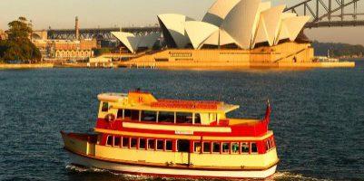 Rosman Cruises Sydney Function Venue