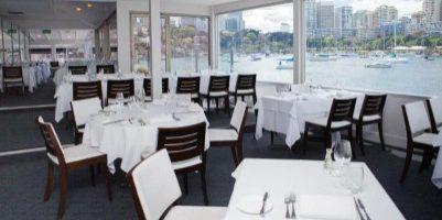 Sails on Lavender Bay Sydney Function Venue
