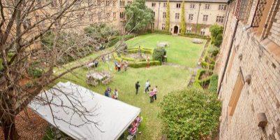Sancta Sophia College Sydney Function Venue