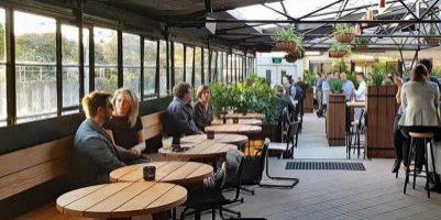 The Corner Hotel Melbourne Function Venue