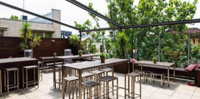 The Fitz Rooftop Melbourne Function Venue