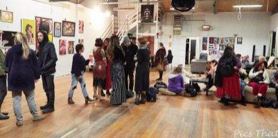 The Fitzroy Art Collective Melbourne Function Venue