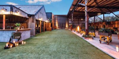 The Timber Yard Melbourne Function Venue