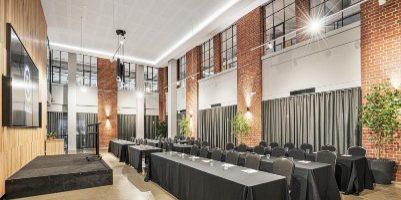 United Co. Fitzroy Business District Melbourne Function Venue
