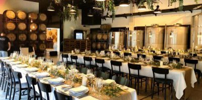 Urban Winery Sydney Function Venue