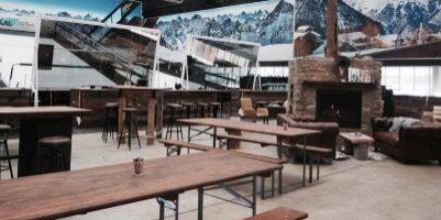 Vertikal Indoor Snowsports Canberra Function Venue