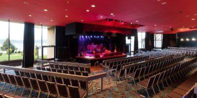Wrest Point Hotel - Showroom Hobart Function Venue