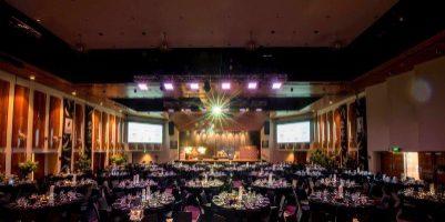 Wrest Point Hotel - Tasman Room Hobart Function Venue