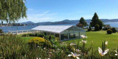 Wrest Point Hotel - Waterfront Gardens Hobart Function Venue