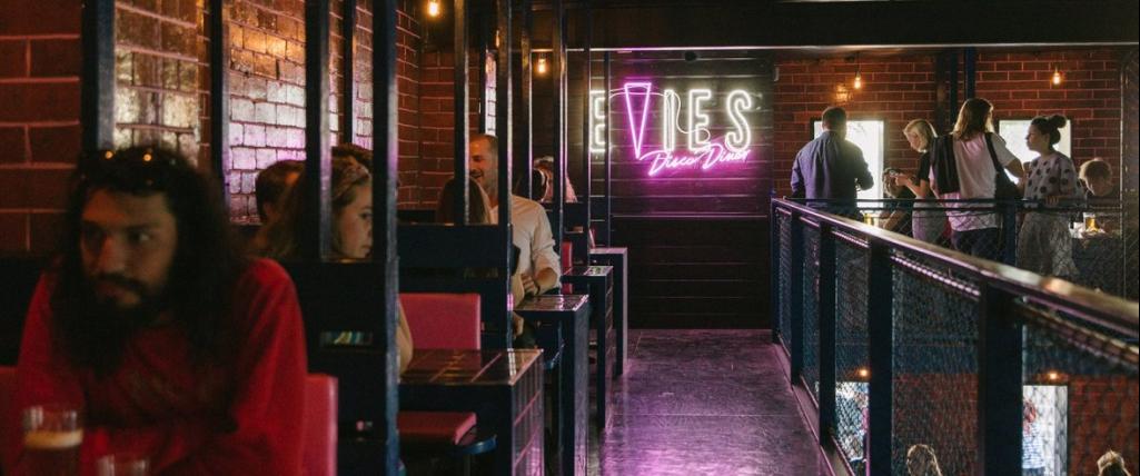 Evie's Disco Diner