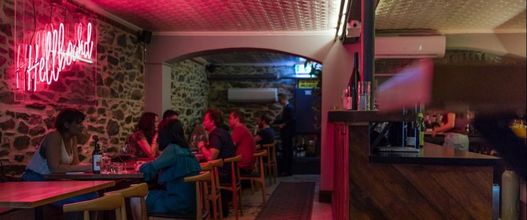 Hellhound Wine Bar
