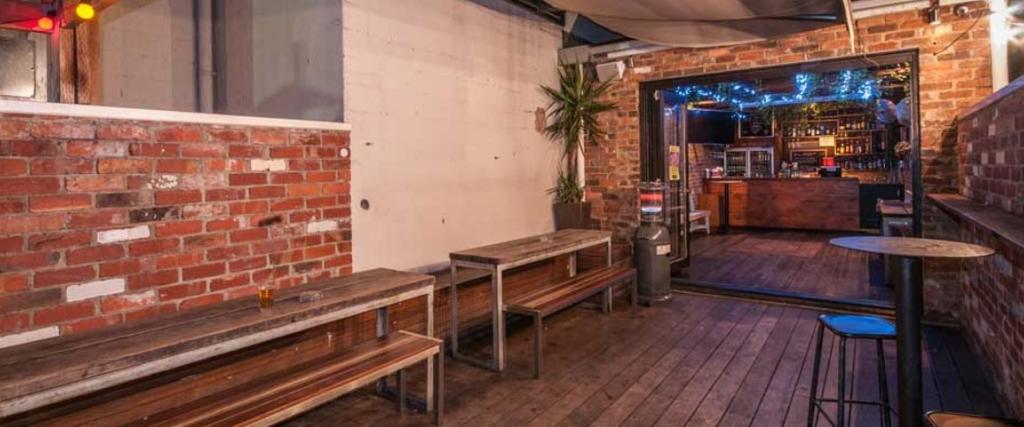 Nevermind Bar