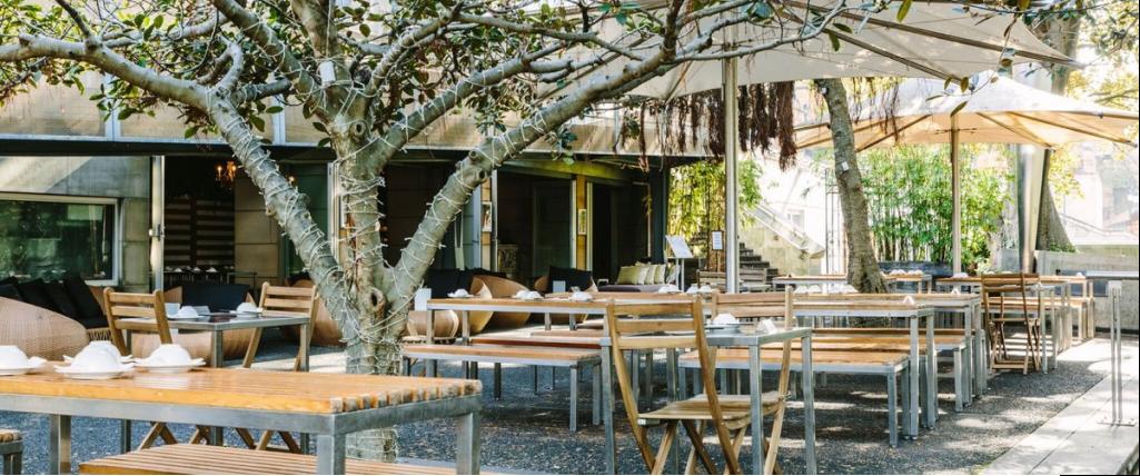 The Bodhi Restaurant Bar