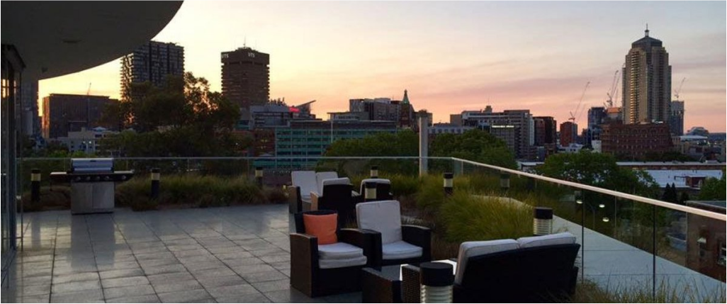 The Surry Rooftop